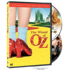 Research & Clearance on Wizard of Oz